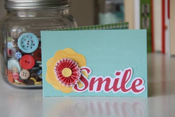 Smile *July Solo*