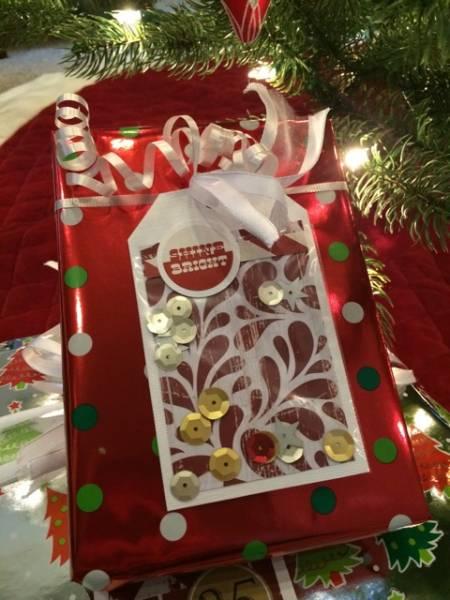 Gift Tags *December Medley*