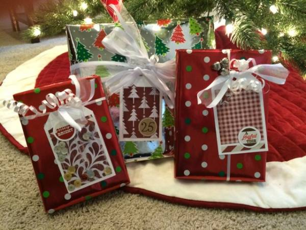 Gift Tags *December Medley*
