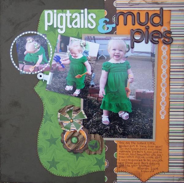 Pigtails & Mudpies